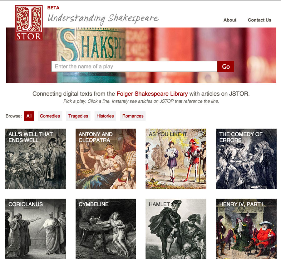 JSTOR-Understanding-Shakespeare