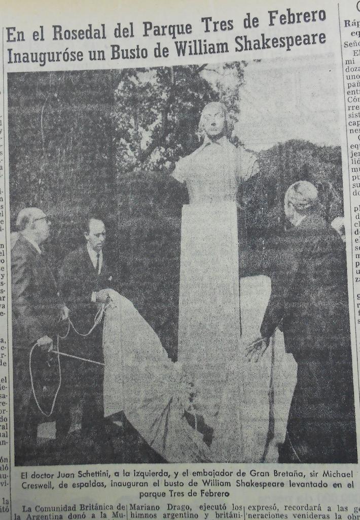 Foto diario rosedal